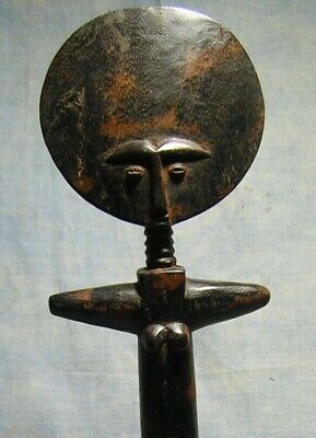 A fine ASANTE AKUABA *** AFRICANTIC FRANCE *** Old African Tribal Primitive Art