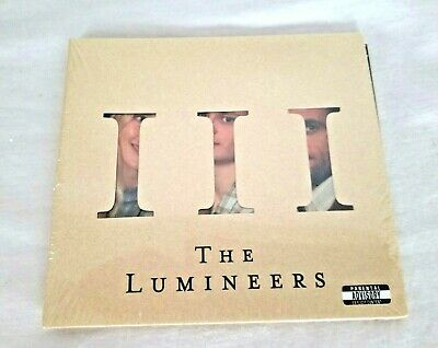 THE LUMINEERS - III CD Newly Released Music CD, 2019 BRAND NEW & FACTORY SEALED