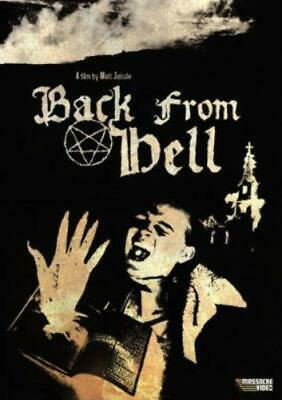 BACK FROM HELL (Region 1 DVD,US Import,sealed.)
