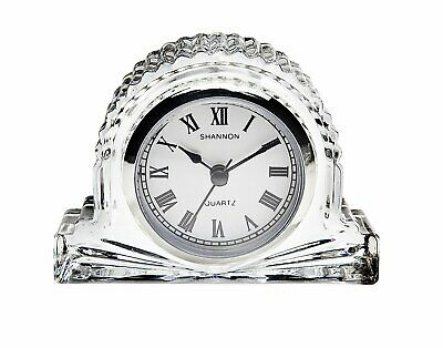Godinger Shannon Mantle Clock, Small 2668