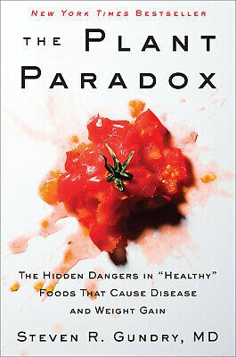 The Plant Paradox The Hidden Dangers in Healthy Foods EB-00K Not a hardback book