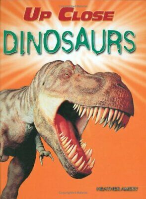 Dinosaurs (Up Close)-Heather Amery