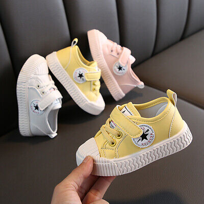 Star Casual Kids Boy Girl Child Baby Toddler Kid Sports Sneaker Breathable Shoes