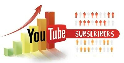 Suscriptores para Youtube 100% Reales e indetectables