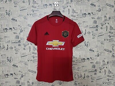 **FLASH SALE** Man Utd Home Shirt 19/20 BNWT SIze M