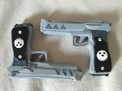 Death The Kid Twin Pistols Cosplay Props