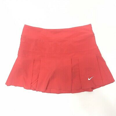 Nike Dri-Fit Pink Tennis Skirt Girls Size Large NWT