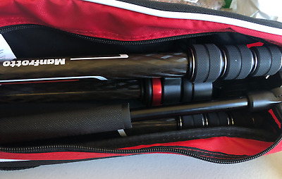 Manfrotto Befree Live Aluminum Lever-Lock Tripod Kit with Case FREE SHIPPING!!