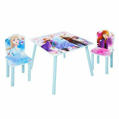 NEW Disney Frozen Kids Table & 2 Chairs Set - Disney,Kids Tables & Chairs