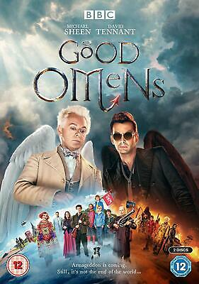 Good Omens New DVD Box Set / Free Delivery