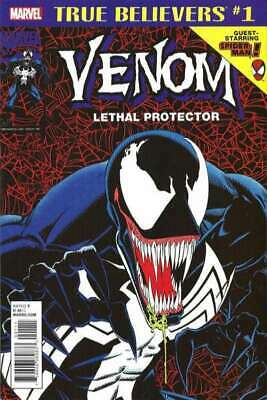 True Believers: Venom - Lethal Protector #1 in NM condition. Marvel comics [*8h]