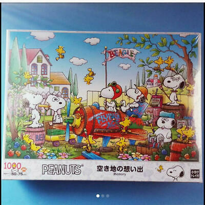 Jigsaw Puzzle Mint Snoopy Memories Of Vacant Land