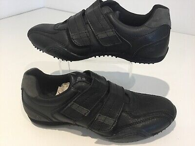 BNWT MENS UNSUNGHERO MAESTRO SHINY TRAINERS FOOTWEAR IN 2 COLOURS RRP £34.99