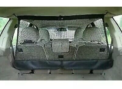 Genuine Volvo XC90 Foldable Net / Luggage Dog Guard - Black