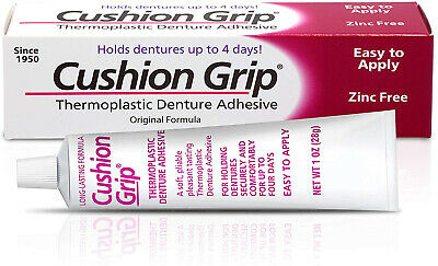 Cushion Grip - a Soft Pliable Thermoplastic for Refitting and Tightening 1 Oz