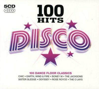 Various Artists - 100 Hits: Disco - Various Artists CD SWVG The Cheap Fast Free