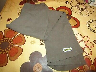 "Girls Brownie Uniform Trousers Age 7 Years Plus 30"" Waist"