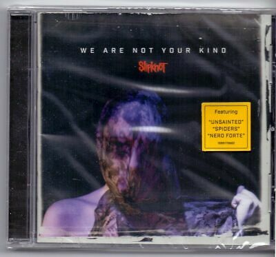 SLIPKNOT We Are Not Your Kind CD Album