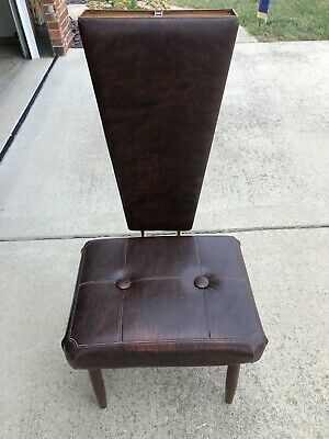 1941 Pearl Wick Butlers Valet Chair with Tray