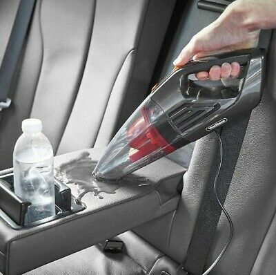 Car Vacuum Wet & Dry Hand Held Dual Home Super Suction Portable