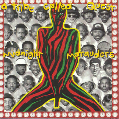 Tribe Called Quest - Midnight Marauders Sealed
