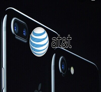 Factory Unlock Service For At&T Iphone 11 Xs Xr X 8 8+ 7+ 7 6 Clean Imei Fast