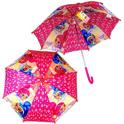 Nickelodeon Shimmer and Shine Umbrella Low Weight OFFICIAL NEW Shimmer and Shine