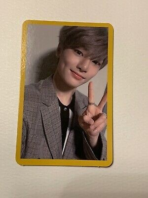 Stray Kids Clé 2 Yellow Wood I.N Official Photocard