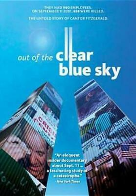 OUT OF THE CLEAR BLUE SKY (Region 1 DVD,US Import,sealed.)
