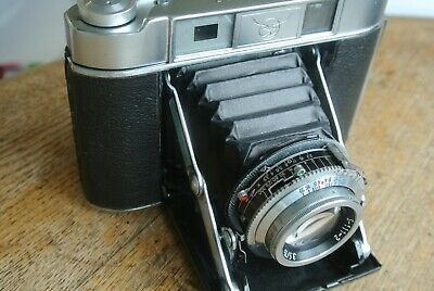 Seagull 203 120 Rangefinder  Camera  VERY NICE WORKING
