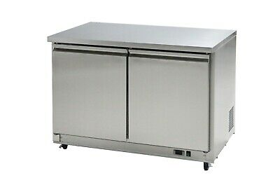 """Oliver Commercial 48"""" Undercounter Reach In Refrigerator Cooler MUC48"""