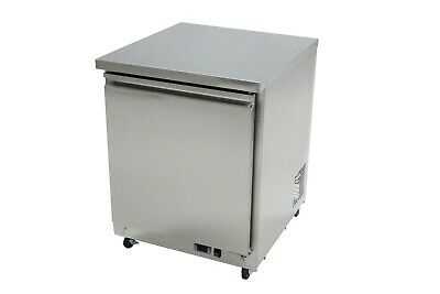 """Oliver Commercial 28"""" Undercounter Reach In Freezer MUC27F"""