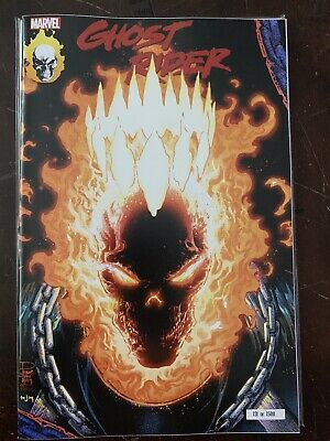 Marvel Ghost Rider #1 GITD Homage Variant Comic NYCC 2019 Exclusive IN HAND 131