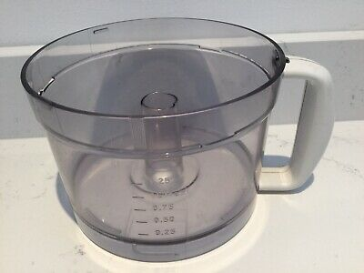 Moulinex Bowl Container Robot Masterchef 550 560 580 650 700 750 Duo Tronic