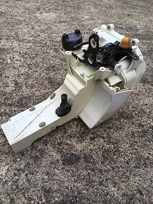 Stihl ts410 Genuine Fuel tank Assembly  c/w all rubber hoses etc