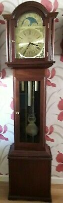 Grandfather Clock Fenclocks Of Suffolk Triple Musical Chimes 3 Weight Driven...
