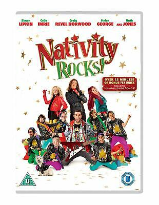 Nativity Rocks New DVD / Free Delivery