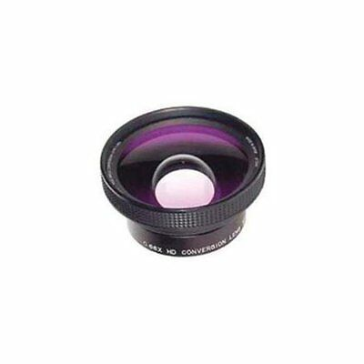 Raynox Hd-6600pro55 Conversion Lens - 55 Mm Attachment - 0.66x Magnification