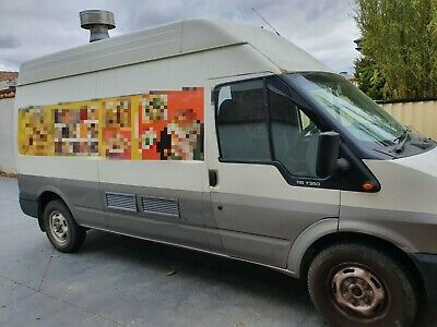 mobile food/catering truck