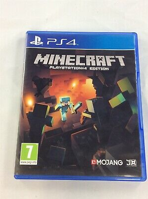 PS4 Playstation Minecraft Game