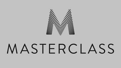 Masterclass All Access 1 Year Warranty 12 Months Master Class Subscription