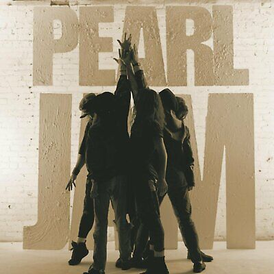 Pearl Jam - Ten 2 CD Disc Set Deluxe Edition Bonus Titel Remaster Redux Nein DVD