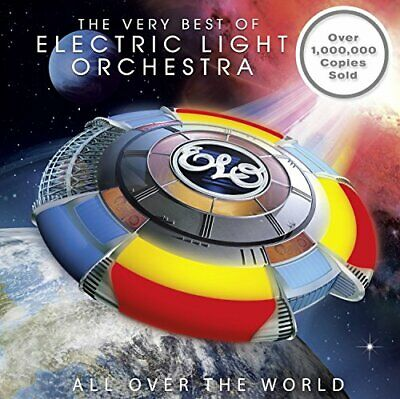 Electric Light Orchestra - All Over The Wo... - Electric Light Orchestra CD YOLN