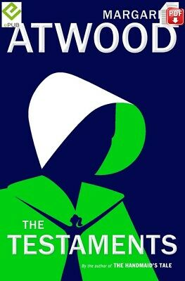 The Testaments Sequel To The Handmaid's Tale By Margaret Atwood [DIGITAL]