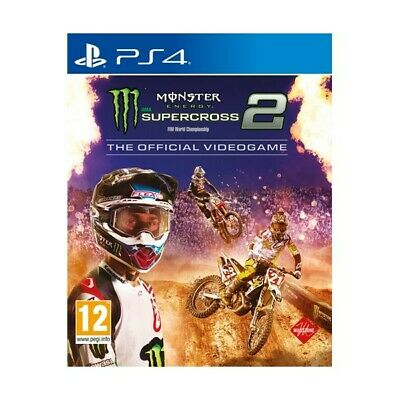 Koch Media Ps4 Monster Energy Supercross 2