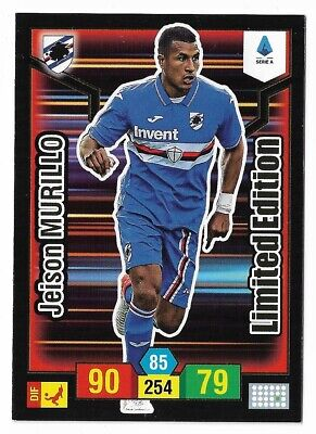 Calciatori Adrenalyn Panini 2019-20 2020 Card Murillo Limited Edition