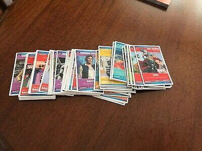 10 Sainsburys Heroes Cards Disney Pixar Star Wars.  10 for £1.10 Most available