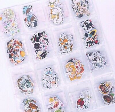 Stickers Decors Paper Lover Stationery Bullet Journal Japanese Style Diary Gift