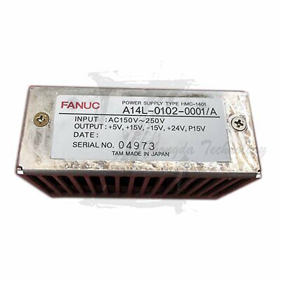 Used  FANUC A14L-0102-0001/A A14L-0102-0001 A Tested It In Good Condition