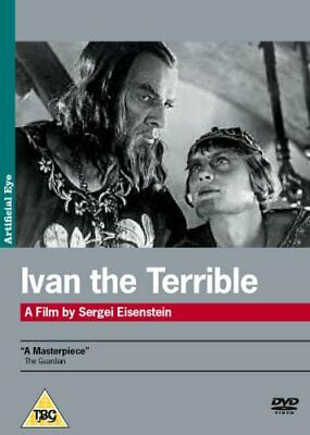 Ivan the Terrible [DVD] - DVD  6YLN The Cheap Fast Free Post